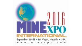 We are pleased to welcome you to visit our booth at MINExpo International 2016 in Las Vegas