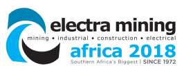 We are pleased to welcome you to visit our booth at ELECTRA MINING AFRICA 2018